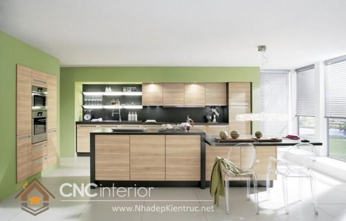 mẫu tủ kệ bếp gỗ đẹp (8)