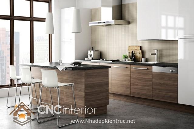mẫu tủ kệ bếp gỗ đẹp (4)