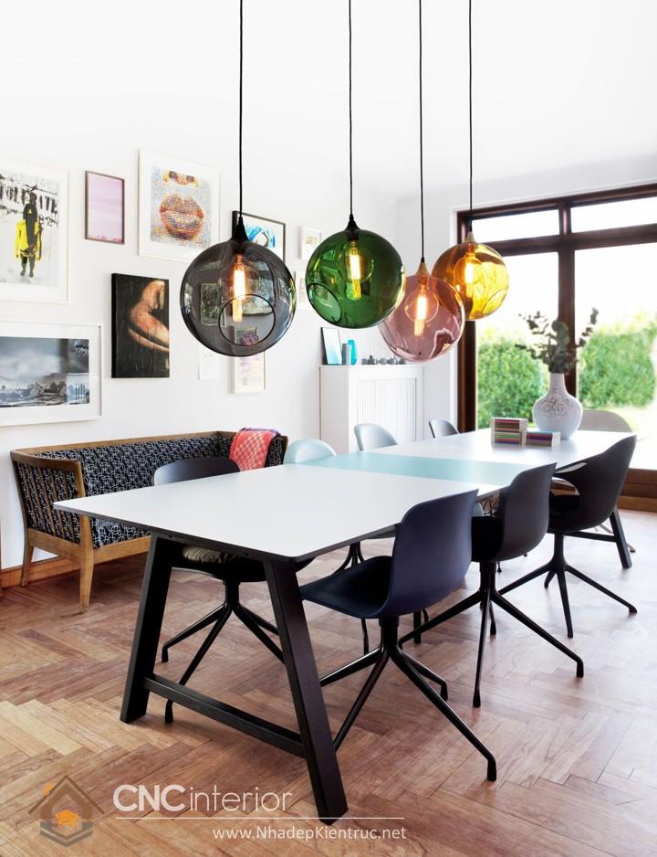 Trang trí bàn ăn gia đình (5)