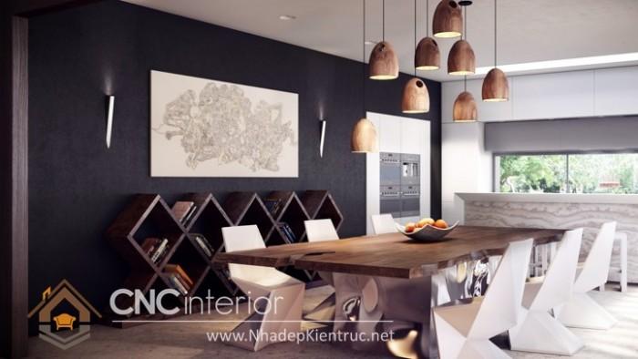 bàn ghế phòng ăn hiện đại (4)