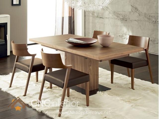bàn ghế phòng ăn hiện đại (6)