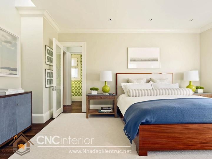 Cách trang trí phòng ngủ nhỏ đơn giản (4)