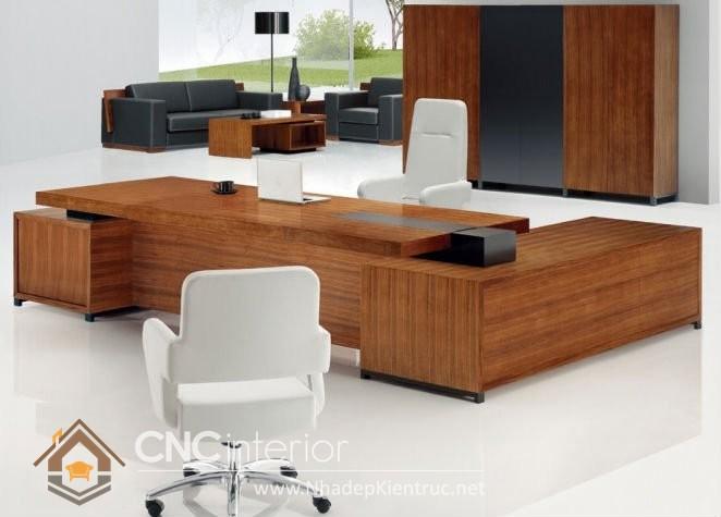 Mẫu bàn giám đốc hiện đại (5)