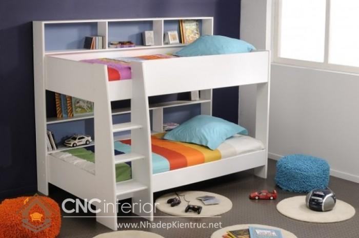 Mẫu giường tầng gỗ đẹp (2)
