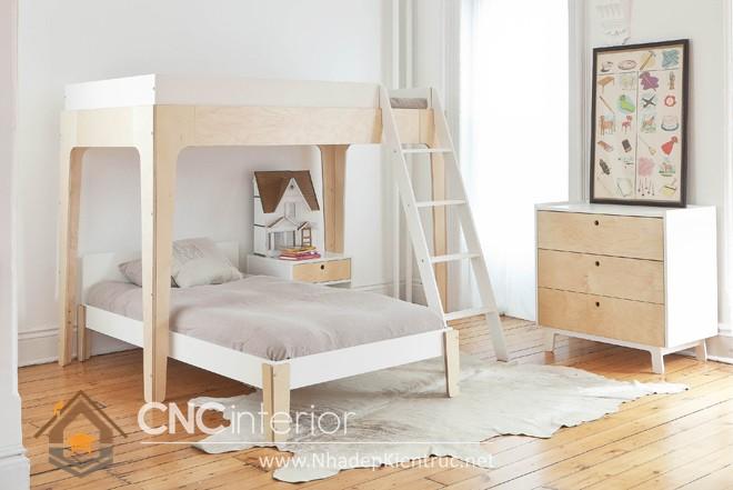 Mẫu giường tầng gỗ đẹp (4)