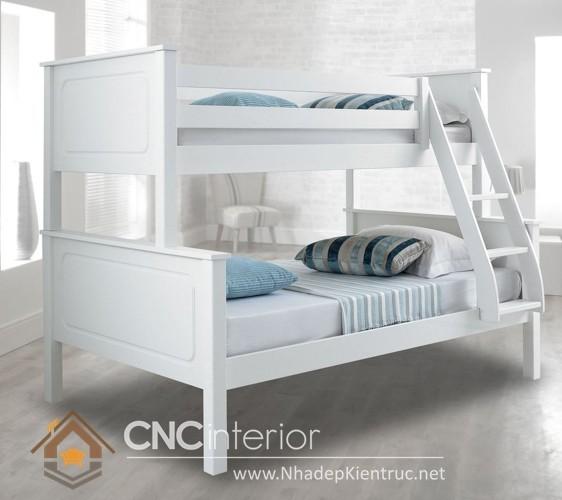 Mẫu giường tầng gỗ đẹp (7)