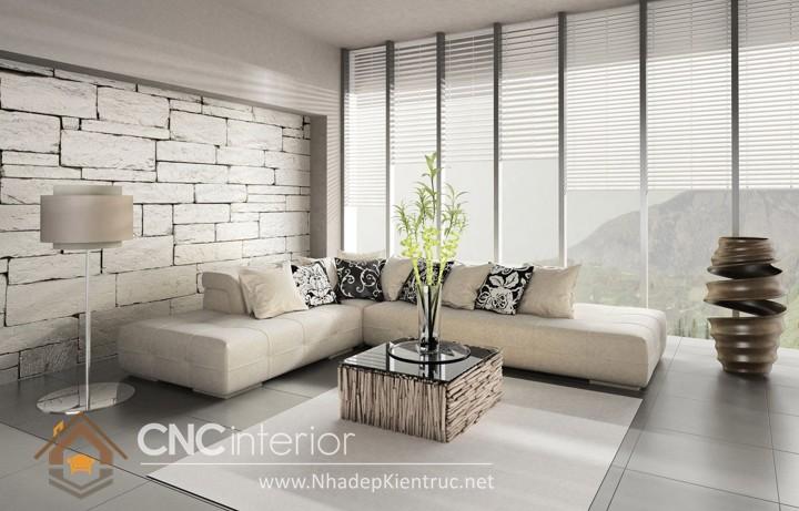 Mẫu giấy dán tường phòng khách đẹp (3)