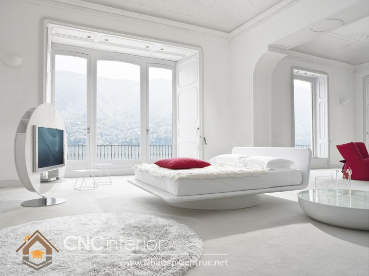 Phòng ngủ đẹp hiện đại (4)