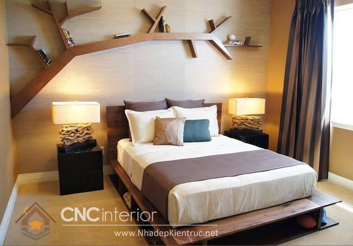 Thiết kế nội thất cho phòng ngủ diện tích nhỏ (1)