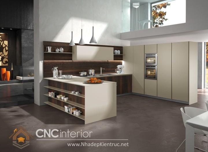 Thiết kế tủ bếp đẹp (1)