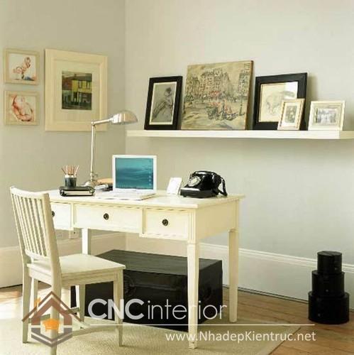 bàn làm việc tại nhà bằng gỗ (2)