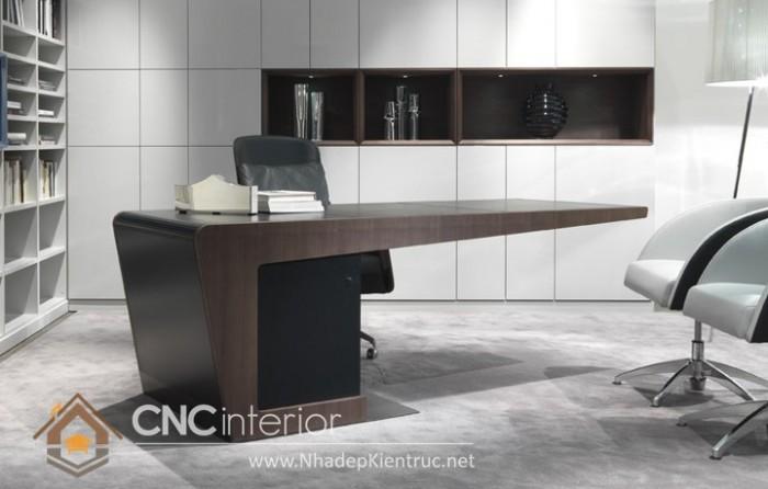 bàn làm việc tại nhà bằng gỗ (3)