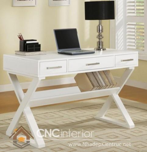 bàn làm việc tại nhà bằng gỗ (5)