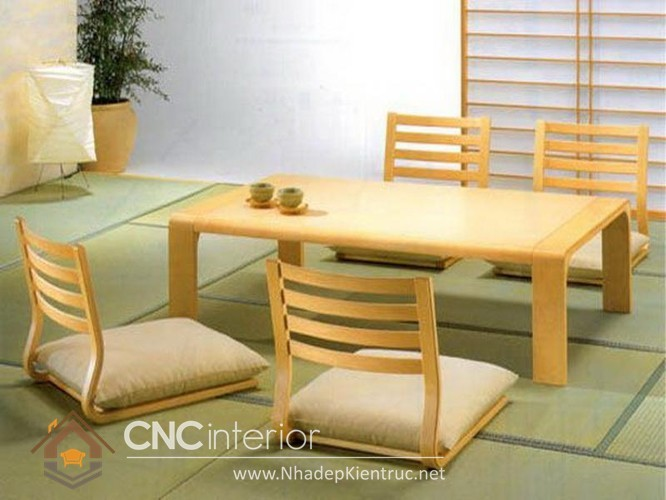 bộ bàn ăn gỗ đẹp (5)