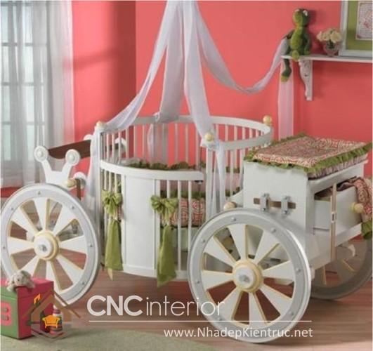 giường ngủ kiểu công chúa (1)