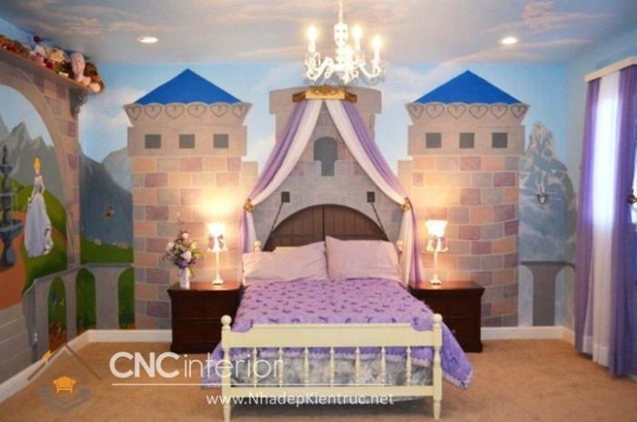 giường ngủ kiểu công chúa (2)