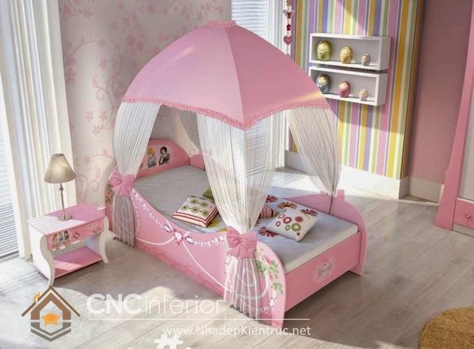 giường ngủ kiểu công chúa (6)