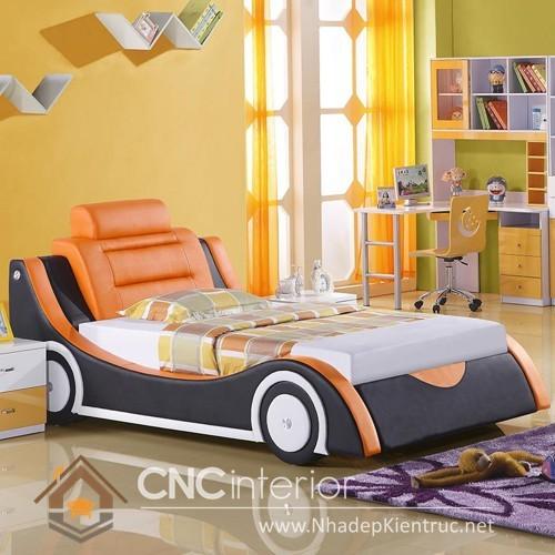 giường ngủ xe hơi cho bé (1)