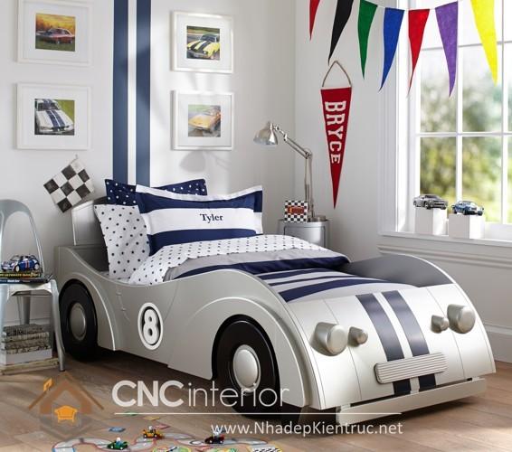 giường ngủ xe hơi cho bé (2)