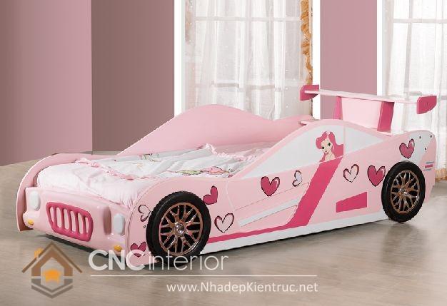giường ngủ xe hơi cho bé (3)
