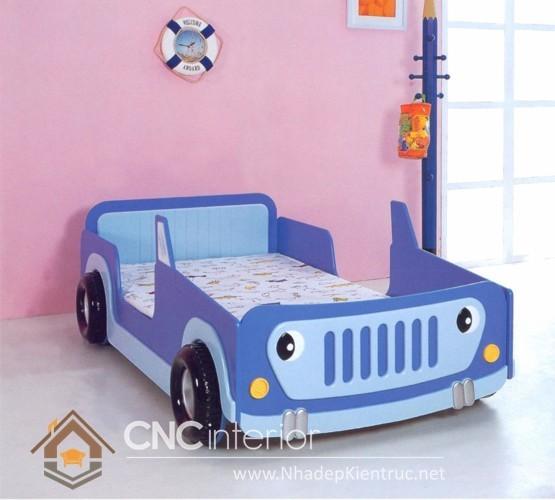 giường ngủ xe hơi cho bé (5)