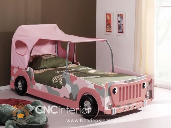 giường ngủ xe hơi cho bé (6)
