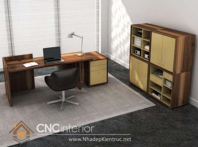mẫu bàn ghế văn phòng hiện đại (6)