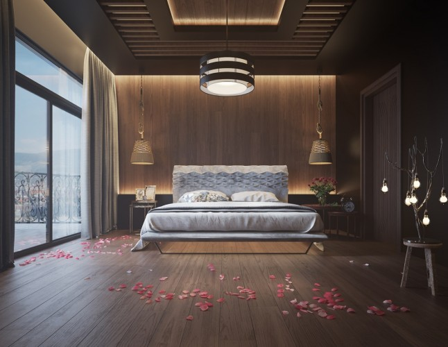 mẫu giường ngủ gỗ đẹp (2)