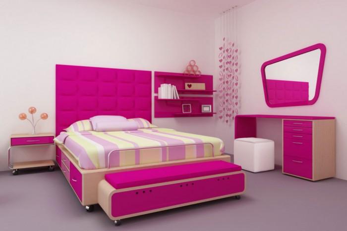 mẫu giường ngủ gỗ đẹp (6)