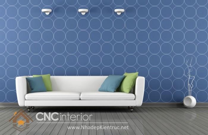 mẫu giấy dán tường phòng khách đẹp (2)