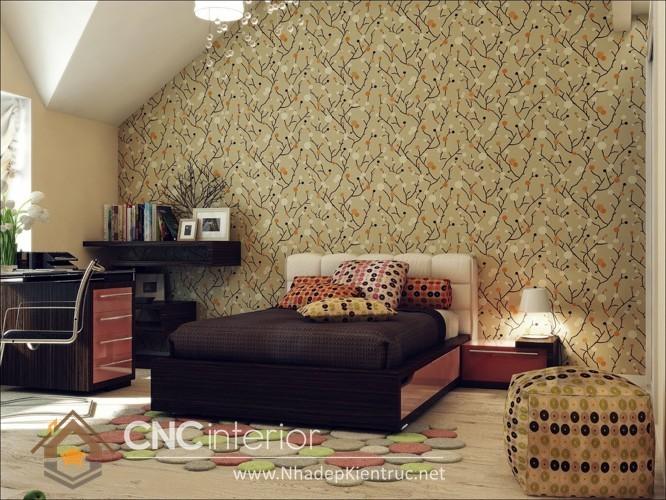 mẫu giấy dán tường phòng ngủ (2)