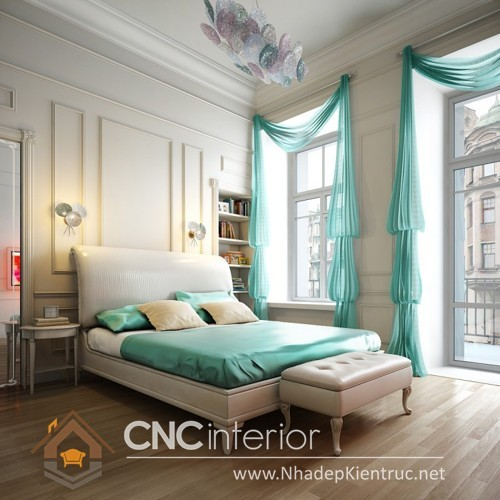 phòng ngủ đẹp hiện đại (1)