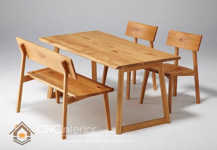 Bộ bàn ăn đẹp hiện đại 05