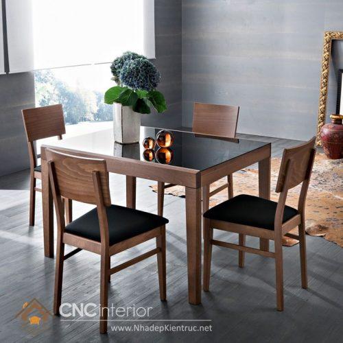 Bộ bàn ăn đẹp hiện đại 06