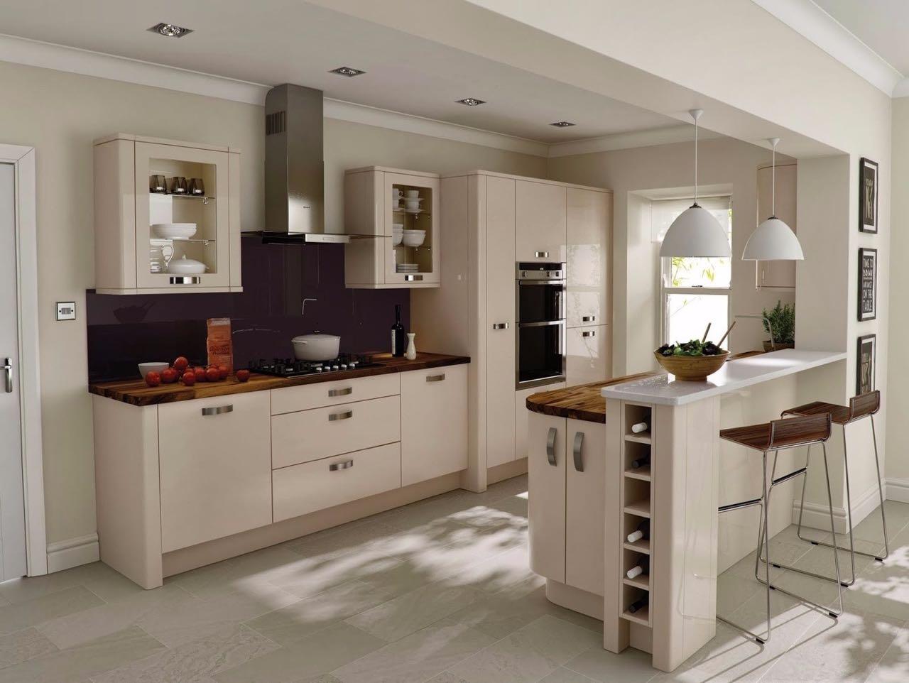 mẫu phòng bếp hiện đại 04