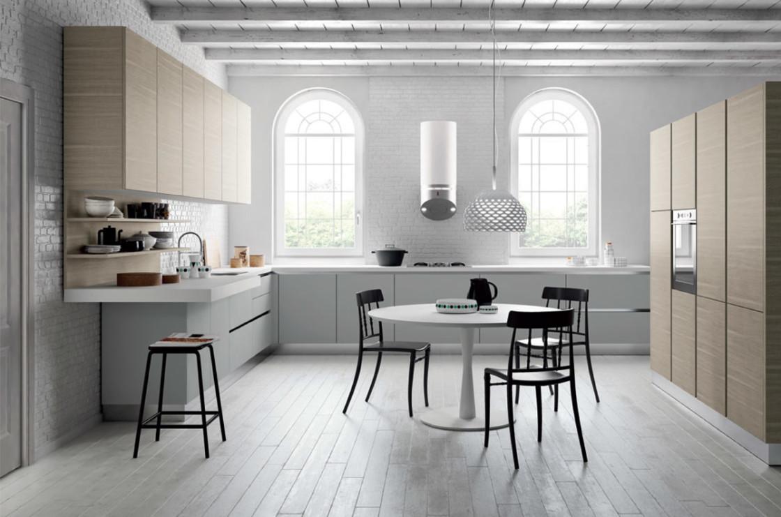 mẫu phòng bếp hiện đại 03