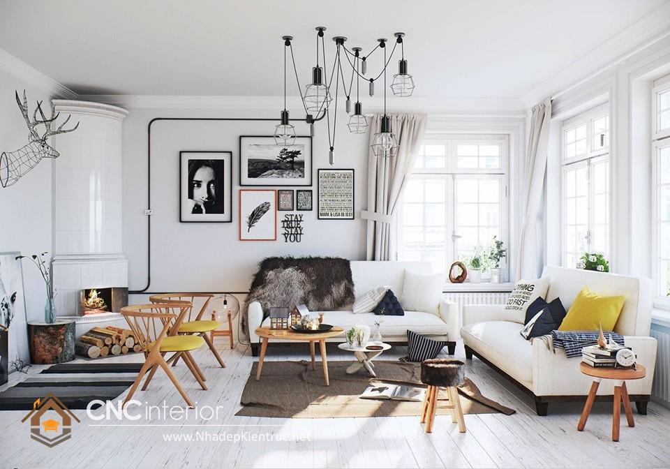 bàn ghế gỗ phòng khách cao cấp 04
