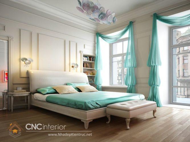 các mẫu giường ngủ đẹp 1
