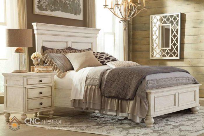 các mẫu giường ngủ đẹp 10