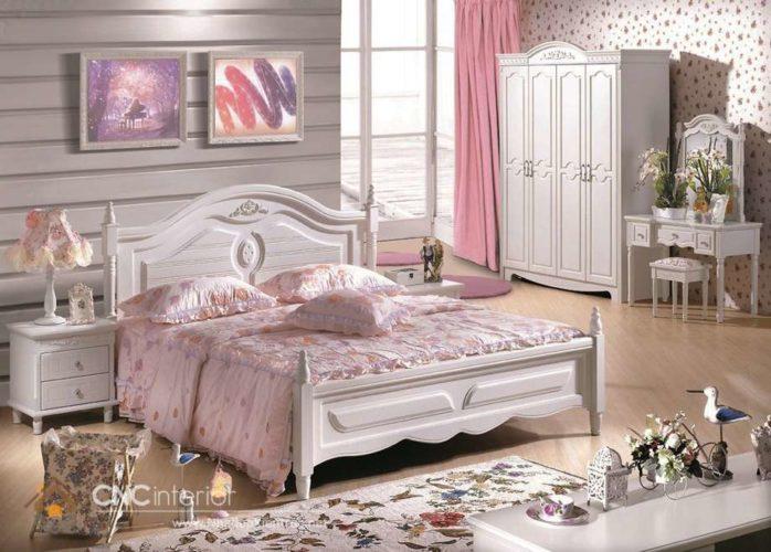 các mẫu giường ngủ đẹp 12