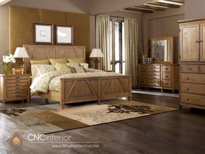 các mẫu giường ngủ đẹp 4