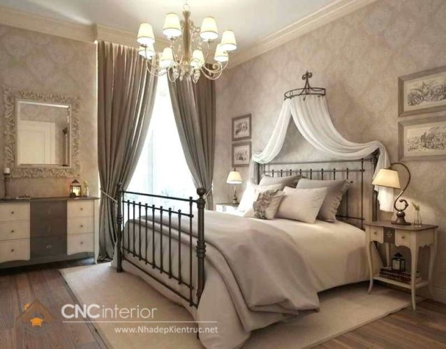 các mẫu giường ngủ đẹp 3