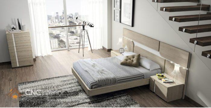 các mẫu giường ngủ đẹp 7