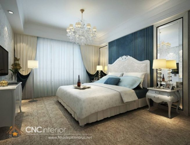 các mẫu giường ngủ đẹp 8