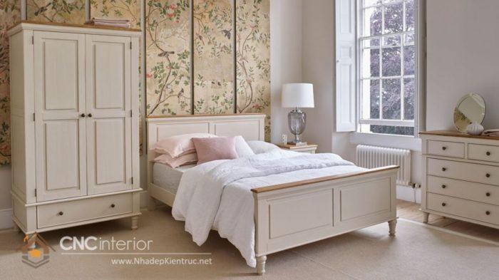 các mẫu giường ngủ đẹp 9