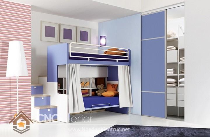 giường tầng cho phòng nhỏ 02