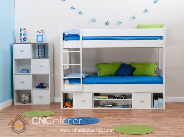 giường tầng cho phòng nhỏ 03