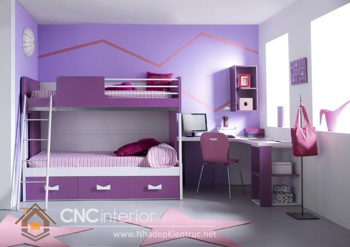 giường tầng cho phòng nhỏ 04
