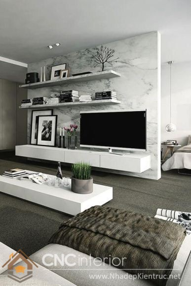 mẫu phòng khách đẹp hiện đại 04