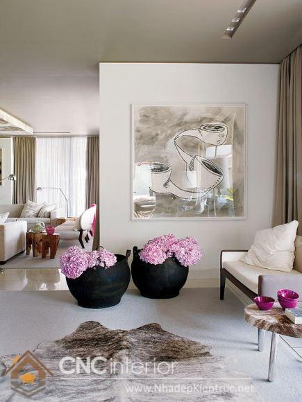 mẫu phòng khách đẹp hiện đại 06
